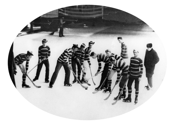 Early Hockey - circa 1881